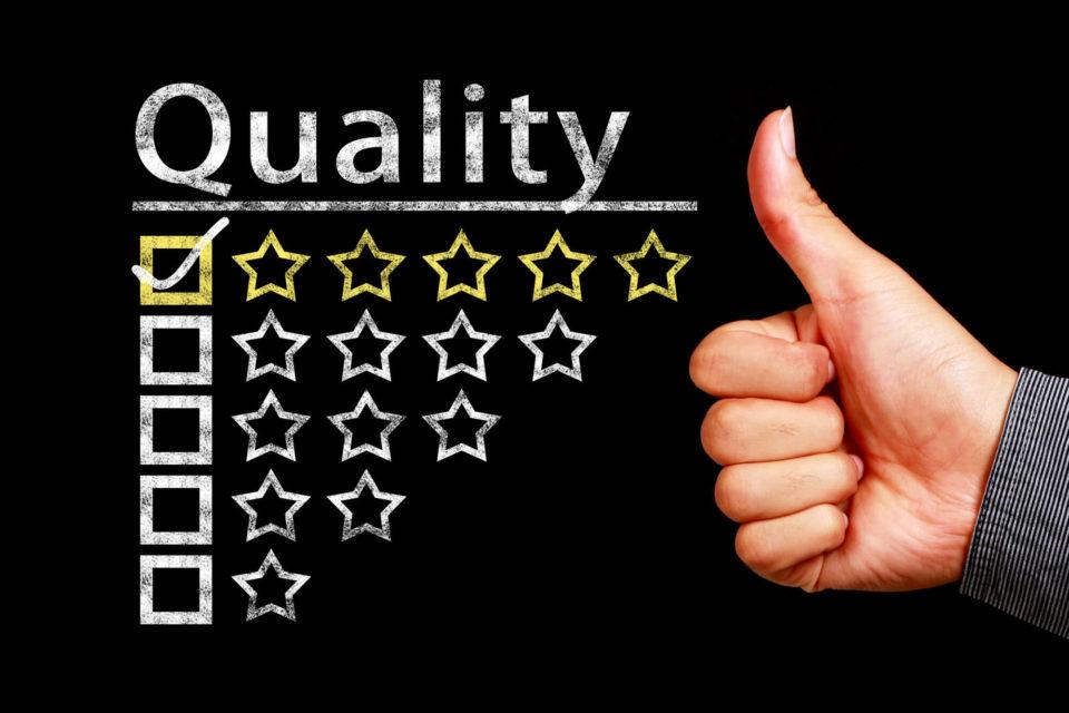 gestão da qualidade